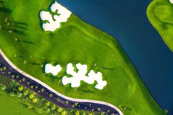 Campo de golf en panama