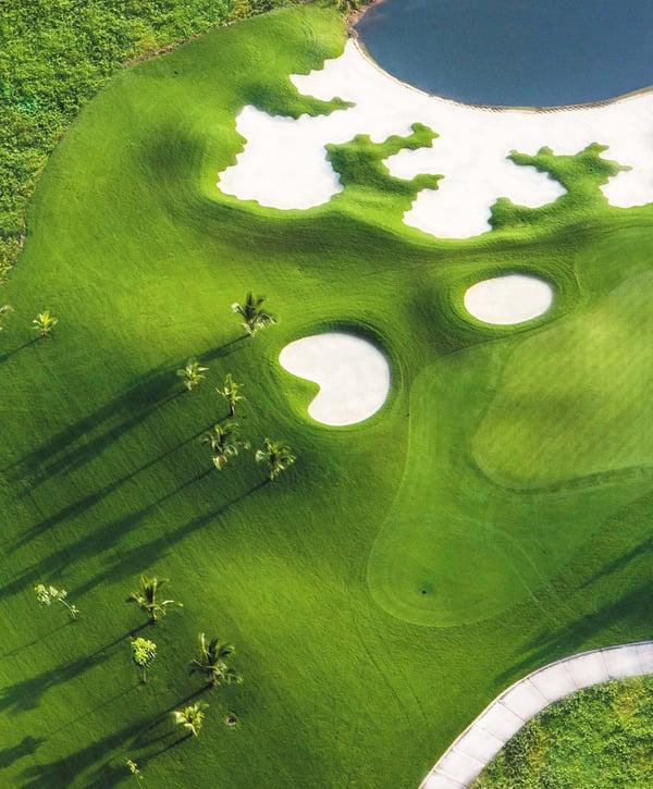 campos de golf en panama