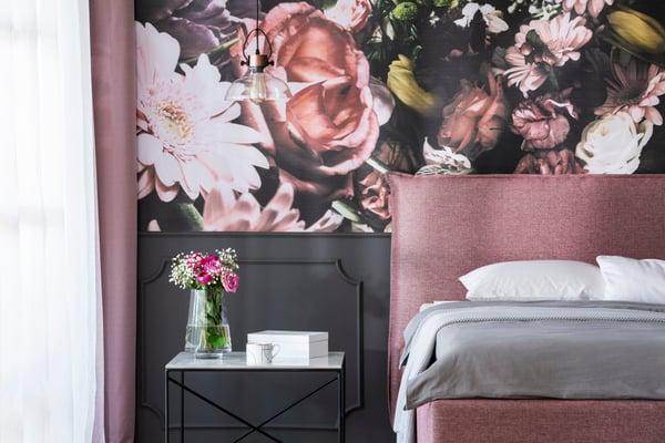 telas florales-y-papeles-pintados