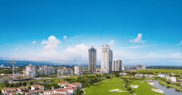 Vivir en un apartamento de lujo en Panama
