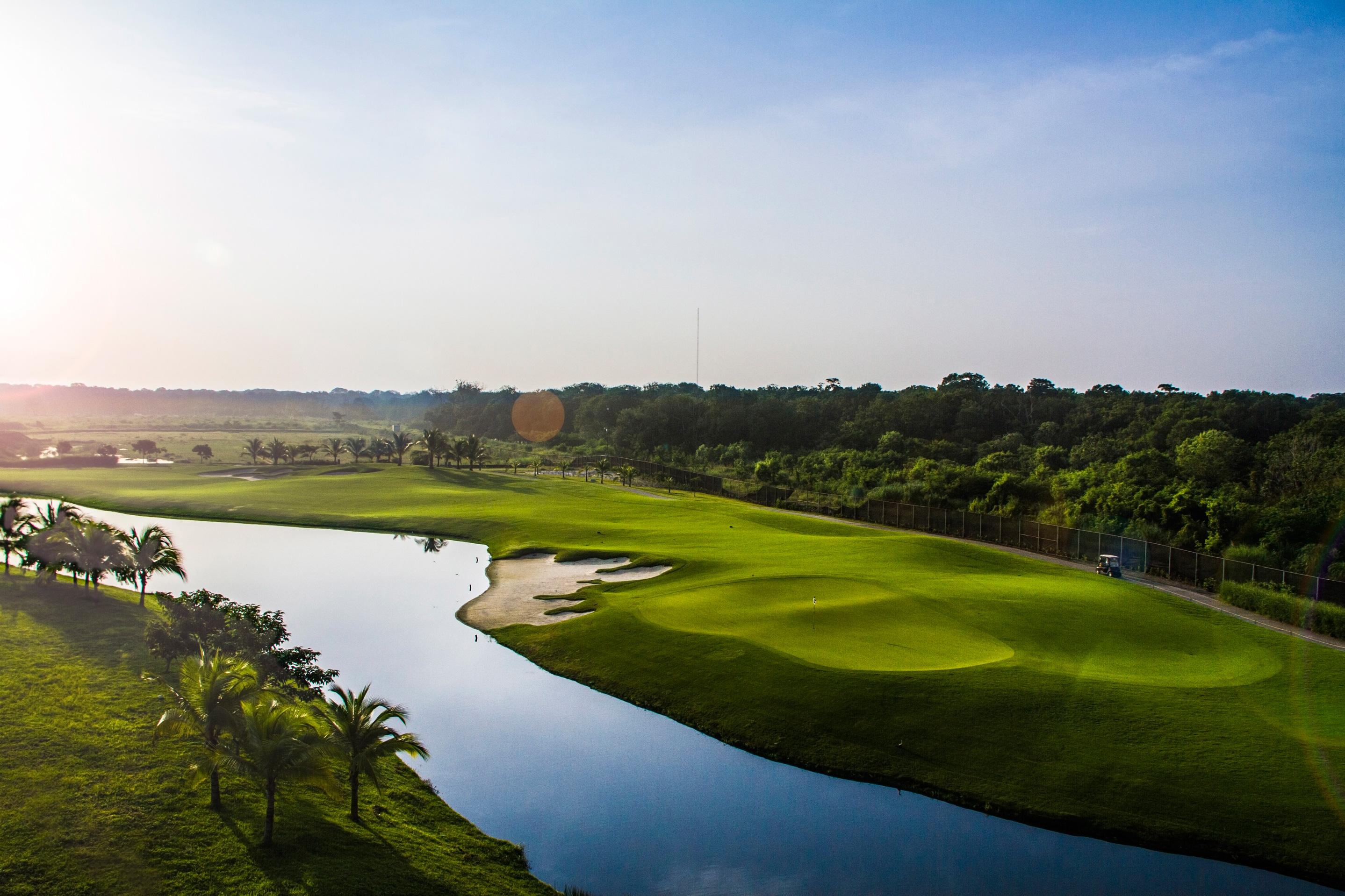 clubes de golf en ciudad de panama